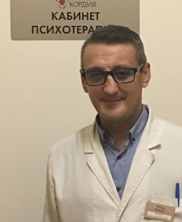 Ильин Олег Лендрикович