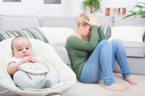 Лечение послеродовой депрессии у женщин: симптомы и признаки - Кордия