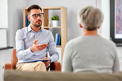 Психиатр для пожилых на дом - Кордиямед