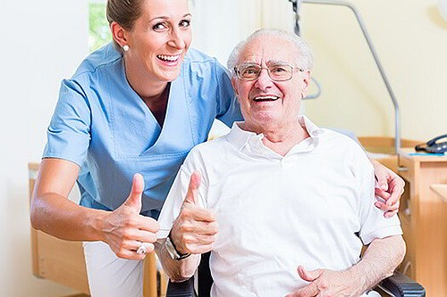 Психологическая помощь пожилым людям - Кордия