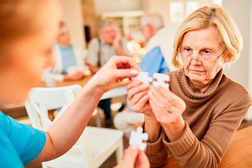 Стадии старческой деменции - Кордия